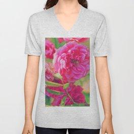 Summer scent Unisex V-Neck