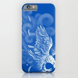 Windy Wings iPhone Case