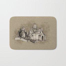 armenian church in ani Bath Mat