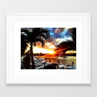 thanksgiving Framed Art Prints featuring ThanksGiving by VJames