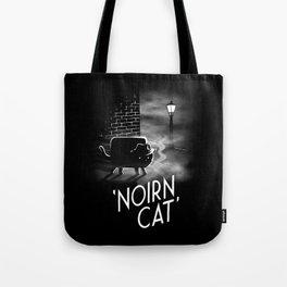 Noirn Cat Tote Bag