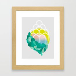 Chivito Framed Art Print