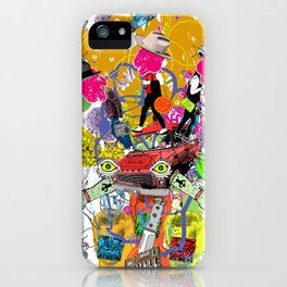 Select Collision iPhone Case