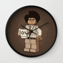 I am a Giddy Goat! Wall Clock