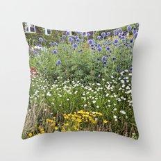 DREAMFUL SUMMERGARDEN Throw Pillow