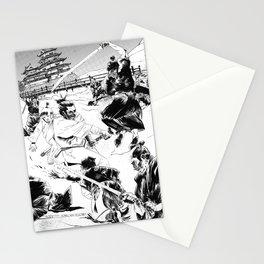 Shogun Assasin Stationery Cards