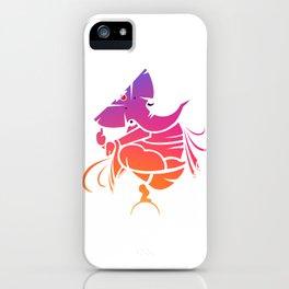 Lord Ganesha Pride iPhone Case