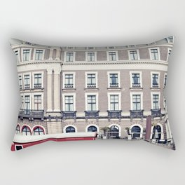 Amsterdam Architecture Rectangular Pillow
