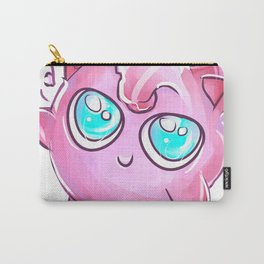 The cuteness of Jigglypuff Carry-All Pouch