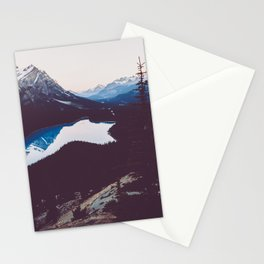 Peyto Lake - Banff National Park Stationery Cards