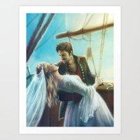 Wouldn't It Be Romantic Art Print