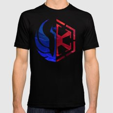 The Old Republic  LARGE Black Mens Fitted Tee
