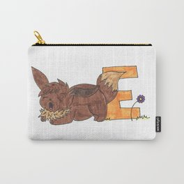 E is for Evee Carry-All Pouch