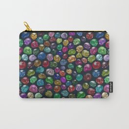 Candied Skulls Carry-All Pouch