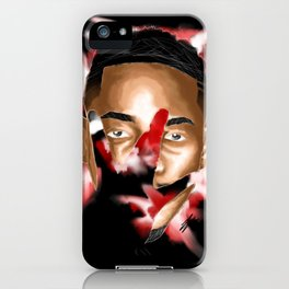West Ken X SoulBrothaARTS iPhone Case