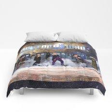 Six Doctors Comforters