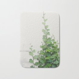 By the wall Bath Mat