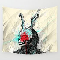 frank Wall Tapestries featuring Just Frank by DizzyNicky