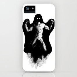 Franky - Spooky Booty - Nood Dood iPhone Case