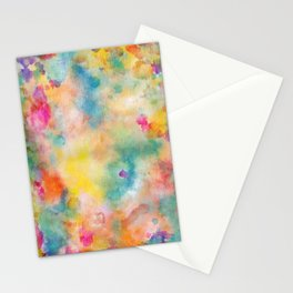 """Just Imagine""   Original painting by Mimi Bondi Stationery Cards"