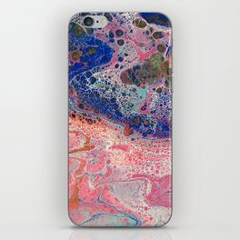 Flamingos by the Sea iPhone Skin