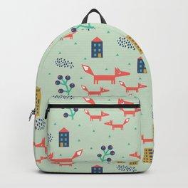 Fox Family Backpack