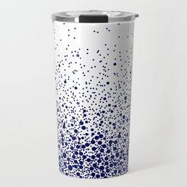 Elévation bleu nuit - Estelle Mademoiselle Atelier Travel Mug