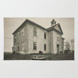 Acadian School House Rug