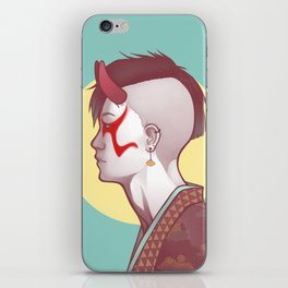 Demon Within iPhone Skin