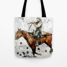 Western Outlaw Cullen Bohannon Tote Bag
