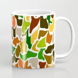 Autumn Camouflage Coffee Mug