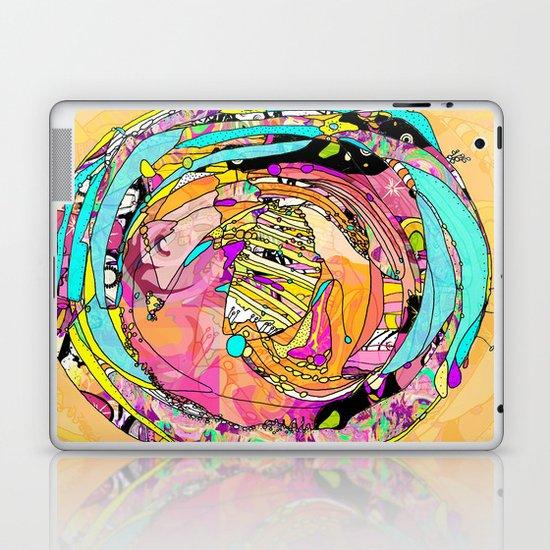 Circled Laptop & iPad Skin