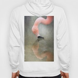 Narcissus in pink.... Hoody