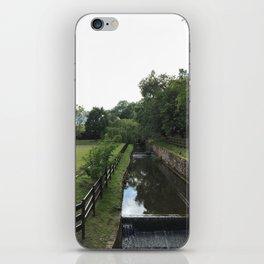 Scotland Fence iPhone Skin