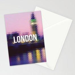 London - Cityscape Stationery Cards