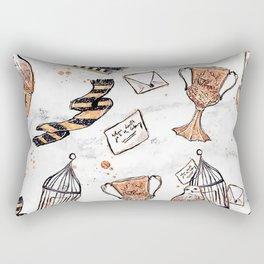 Potter Things Rectangular Pillow
