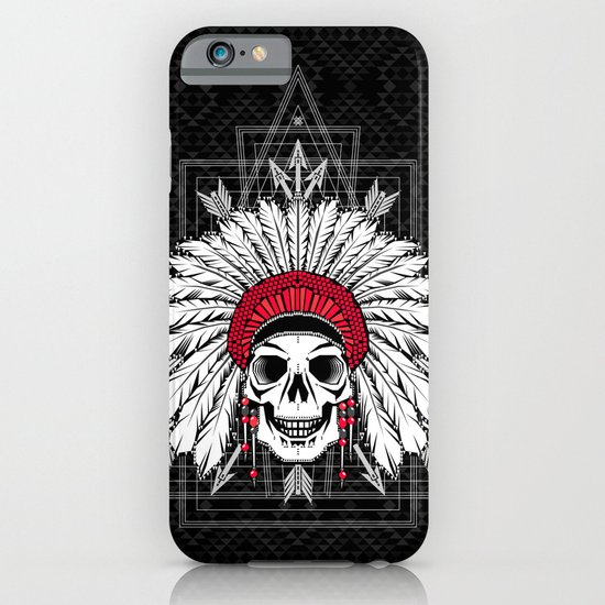 Southern Death Cult iPhone & iPod Case
