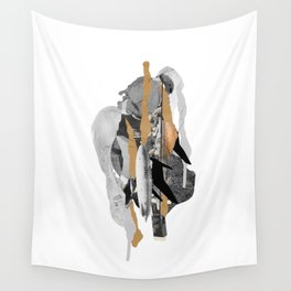 Conversation with father Wall Tapestry