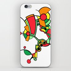 Print #10 iPhone & iPod Skin
