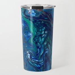Mermaid Marble Travel Mug