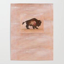 Heart of the Buffalo Poster
