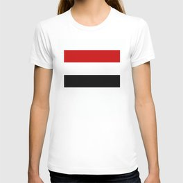 Yemen country flag T-shirt