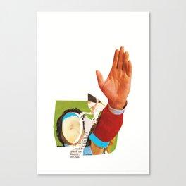 Hi5 Canvas Print