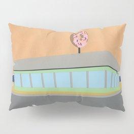 Donut Diner Pillow Sham