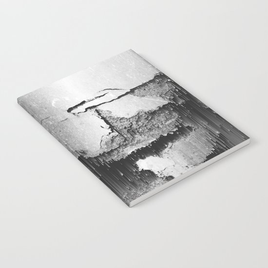 Crumbling Facade Notebook