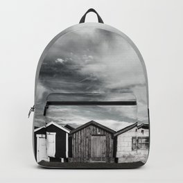 Fishermans home - small huts Backpack