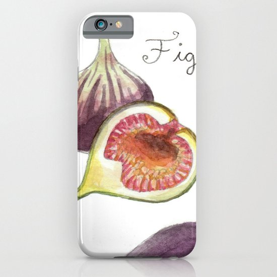 Calendar July-Dec iPhone & iPod Case
