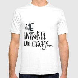 Carajo T-shirt