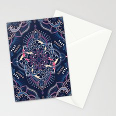Midnight Circus Stationery Cards