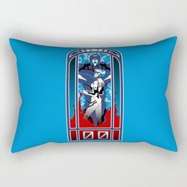 Eva Nouveau 00 Rectangular Pillow